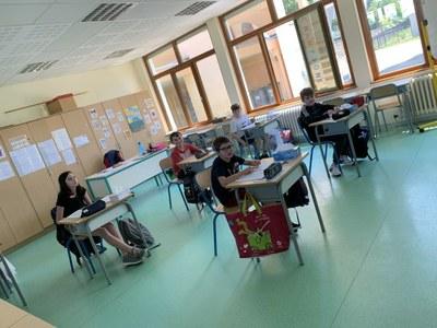 Classe salle 1