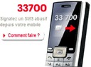 33700 - SMS abusif