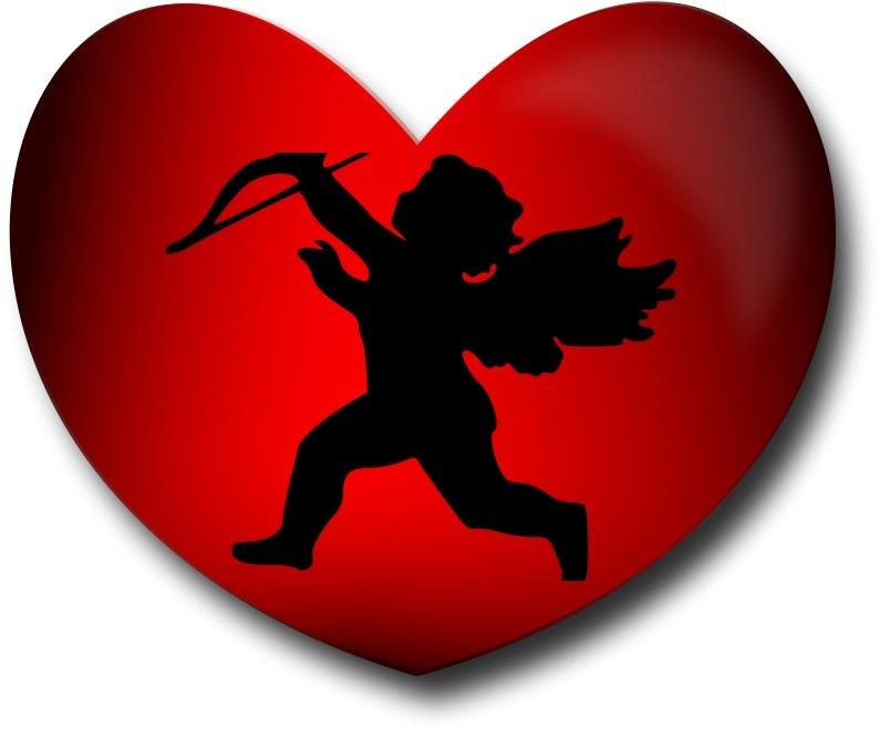Menu rouge amour de la saint valentin chez sur le pouce waldighoffen - Coeur pour la saint valentin ...