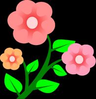 Dessin Fleur Simple Couleur