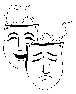 Masques th tre waldighoffen - Dessin de theatre ...