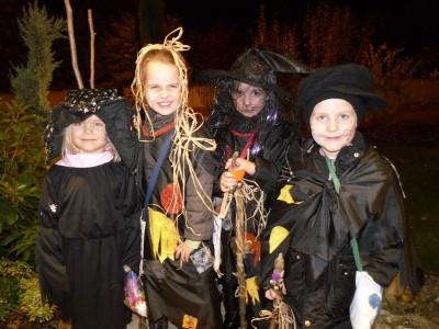 Enfants Halloween 2010 à Waldighoffen