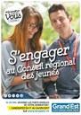 affiche candidature Le Conseil régional des jeunes