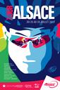 Affiche du tour d'Alsace 2017