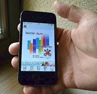 Appli Waldighoffen sur Iphone