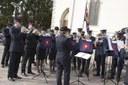 Armée du Salut - concert sur le parvis de l'Eglise, 7 octobre 2017
