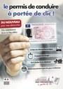 Flyer le permis de conduire a porté de clic