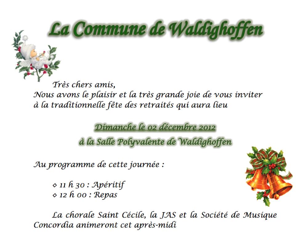 Invitation repas retraits 2012 stopboris Image collections