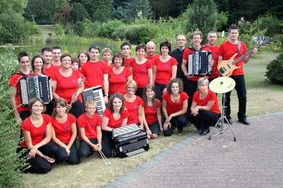 L'Orchestre d'accordéons du Sundgau, association J.A.S