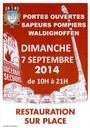 Portes ouvertes 2014 CIS Waldighoffen