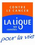 Logo officiel de la Ligue contre le cancer.