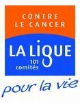 Logo officiel de la Ligue contre le cancer.