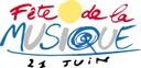 Logo Fête de la musique 21 juin