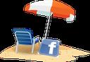 Facebook plage