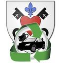 Logo borne électrique à Waldighoffen