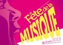 Logo Fête de la Musique 2013