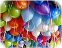 Ballons pour anniversaires