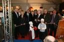 Encore l'inauguration de l'Expo Habitat 2010 à Waldighoffen.