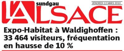 Titre article l'Alsace