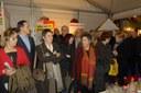 Parmi les invités, Mme le maire de Riespach ...