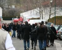 Ca défile à l'Expo-Habitat 2011 de Waldighoffen