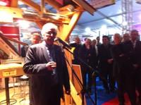 Discours de Armand REINHARD, Conseiller Général - Inauguration de l'Expo-Habitat 2011 de Waldighoffen