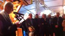 Discours de Fernand HEINIS, président du GBS - Inauguration de l'Expo-Habitat 2011 à Waldighoffen