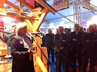 Discours de Patricia SCHILLINGER, Sénatrice du Haut-Rhin - Inauguration de l'Expo-Habitat 2011 à Waldighoffen