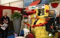 Une machine surprenante à l'Expo-Habitat 2011 de Waldighoffen