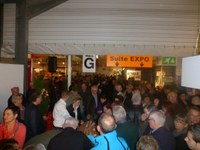 La foule de l'Expo-photo-gbs