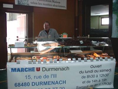 Marché U - Charcuteries artisanales