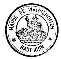 Tampon mairie-1968