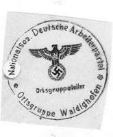Tampon-Orstgruppe 1943-44