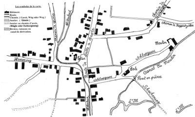 Plan de Waldighoffen-1931