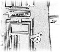 Le logo de La Poste revu par René Minery