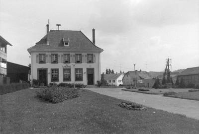 La Mairie de Waldighoffen en 1969