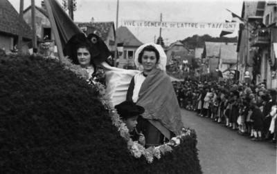 Fête de la Liberation - place Jeanne d'Arc