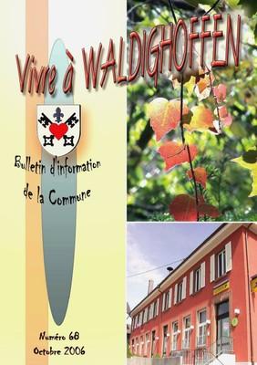 Couverture Vivre à Waldighoffen n°68-octobre 2006