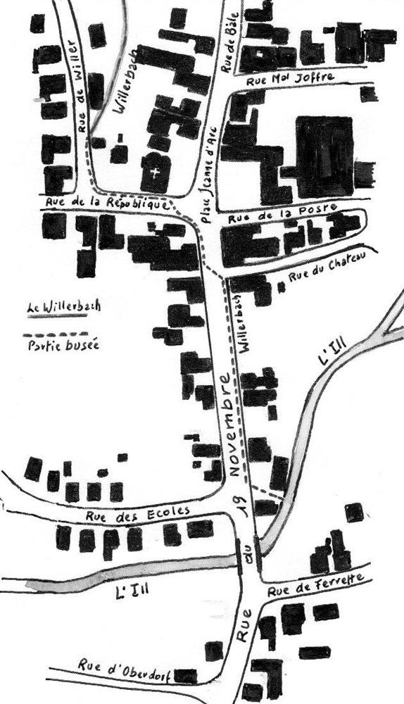 Plan-rue-de-Riespach en 2007