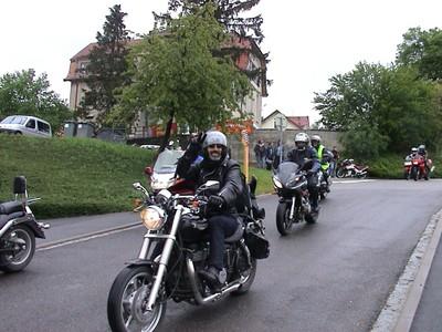 Motards 1er mai à Waldighoffen 1