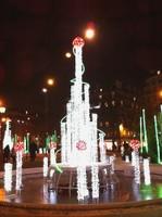 Illumination Rond-point des Champs-Elysées