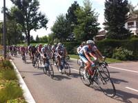 Tour d'Alsace 2012 à Waldighoffen 1