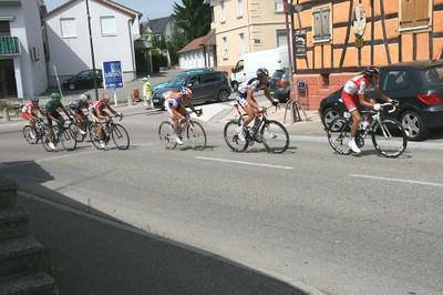 Tour d'Alsace 2012 dans Waldighoffen (5)