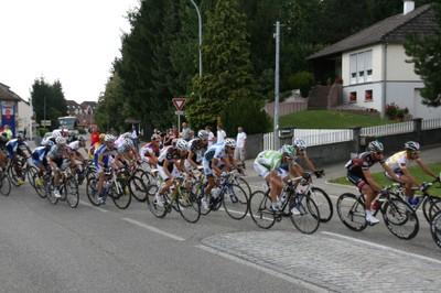 Tour Alsace 2011 - début de peloton 1