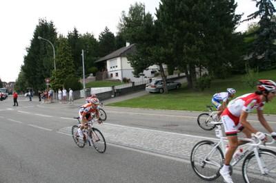 Tour Alsace 2011 - derniers coureurs