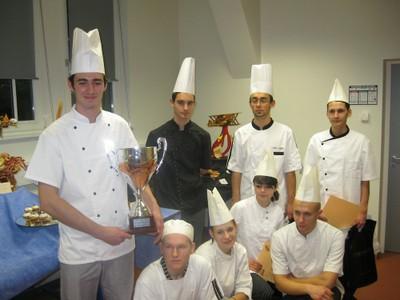 Les candidats meilleur apprentis d'Alsace 2011
