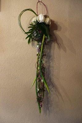 Le bouquet créé par Virginie Chrétien