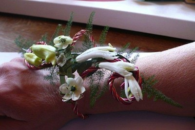 Le bracelet créé par Virginie Chrétien