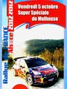 Rallye de France-Alsace - photo flyer Mulhouse