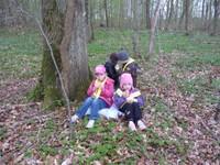 Goûter au pied d'un arbre